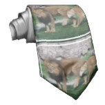 Lion Play Tie