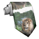 Regal Lion Ties